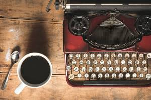 typewriter stock photo writing jobs canada