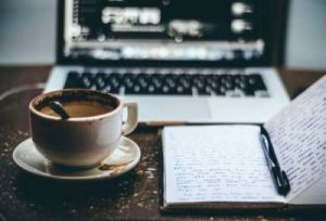 steaming coffee writing jobs canada