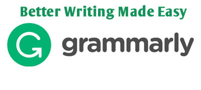 Grammarly banner