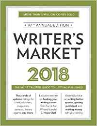 writers market 2018