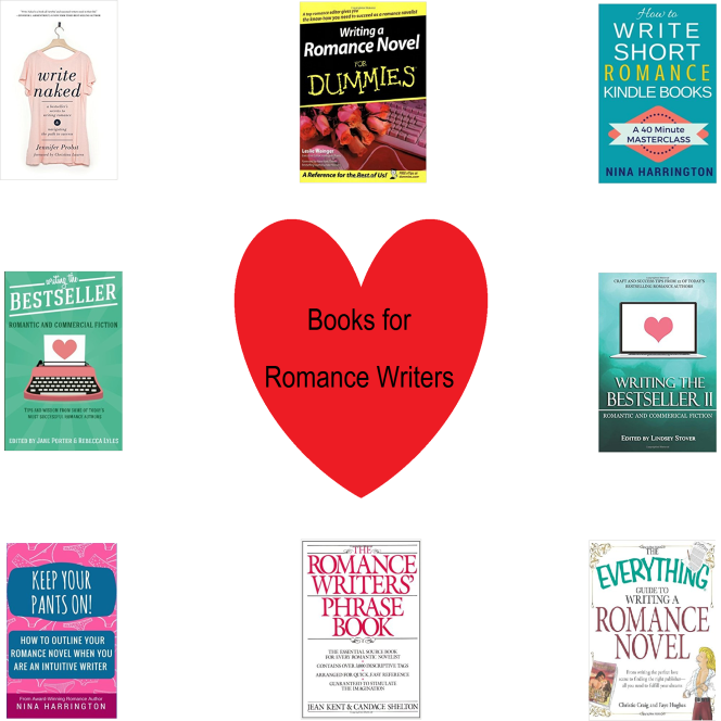 Books for Romance Writers