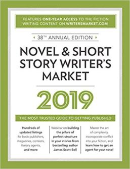 Novel & Short Story Writer's Market 2019 The Most Trusted Guide to Getting Published
