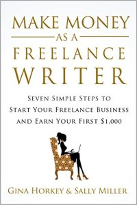 make money as a freelance writer