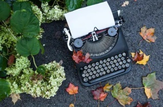 fall typewriter writingjobscanada